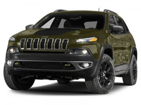 2016 Jeep Cherokee Trailhawk for sale