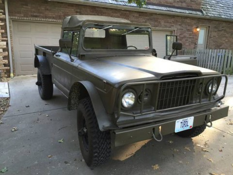 Kaiser-Jeep 1967 M715 Military for sale