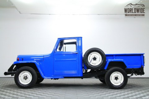 1952 Jeep Willys Pickup Truck for sale