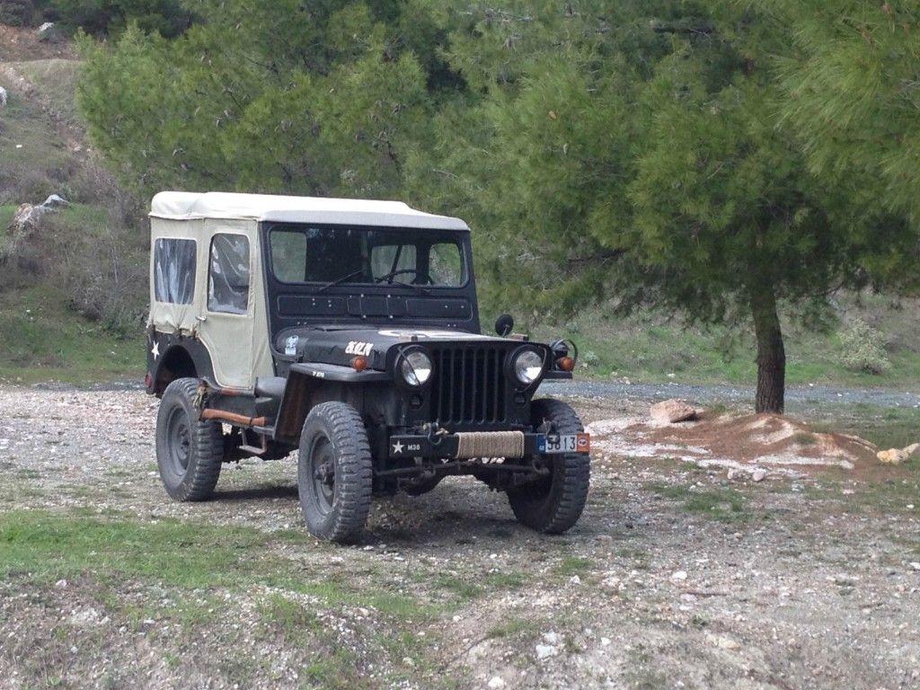 1952 m38 jeep willys for sale. Black Bedroom Furniture Sets. Home Design Ideas