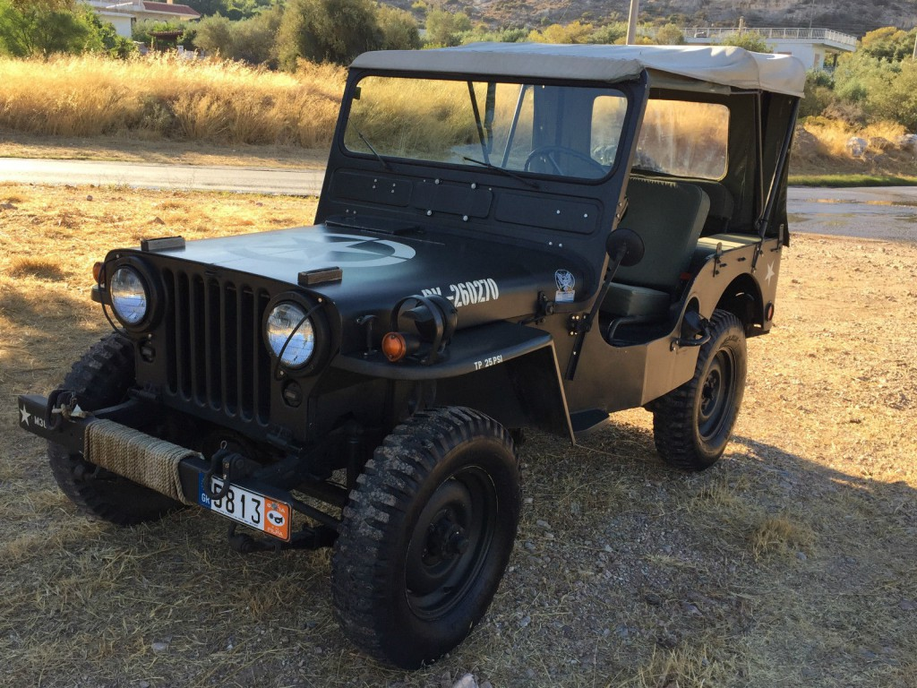 1952 M38 Jeep Willys for sale