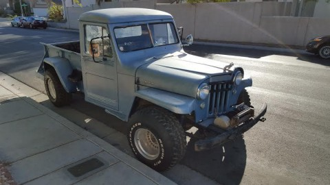 1956 Jeep Willys 226 V8 for sale