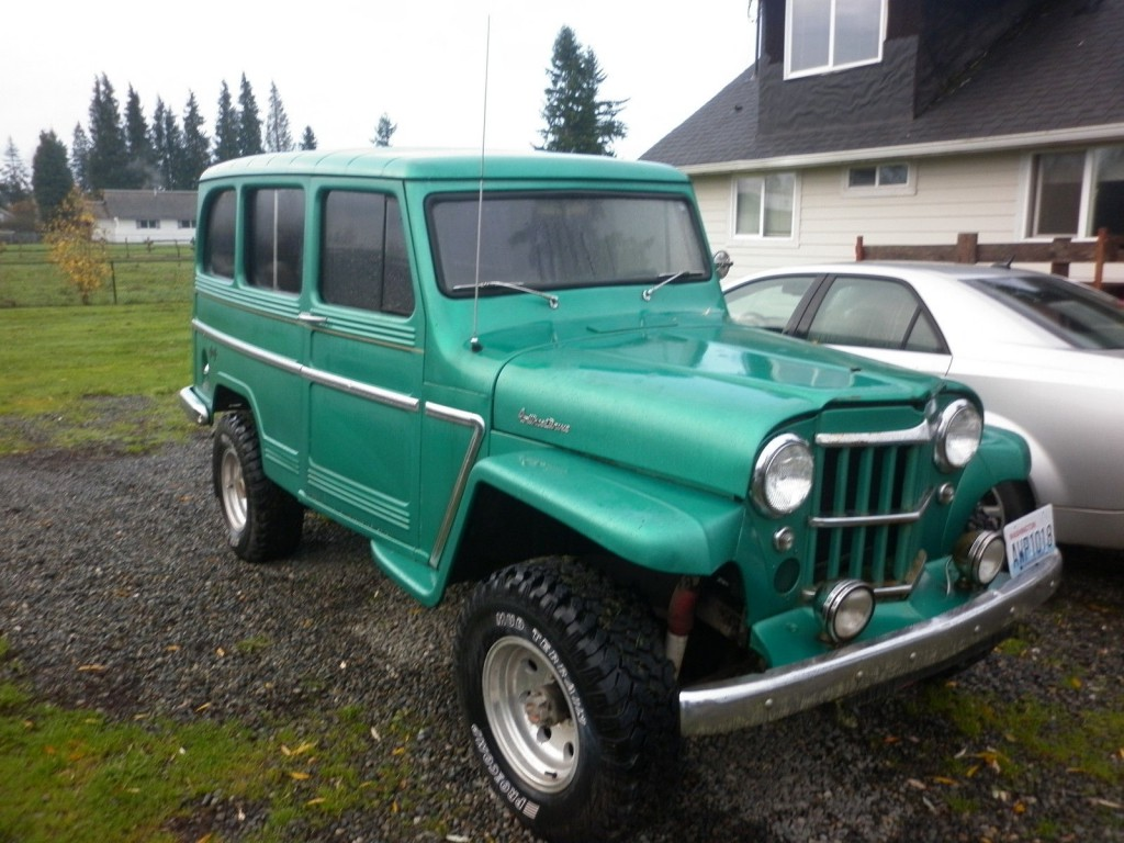 M38 Jeep For Sale >> 1962 Willys Overland for sale