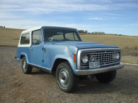 1972 Jeep Commando 304 V8 4X4 A for sale
