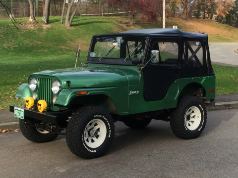 1973 ALL ORIGINAL Jeep CJ5 for sale