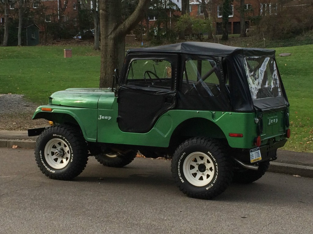 Lifted Jeep Renegade >> 1973 ALL ORIGINAL Jeep CJ5 for sale