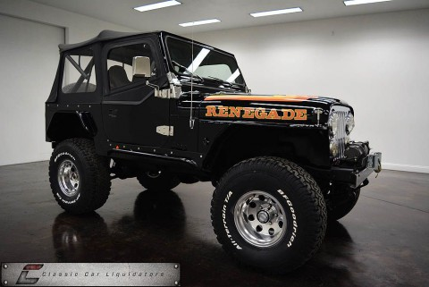 1981 Jeep CJ-7 for sale