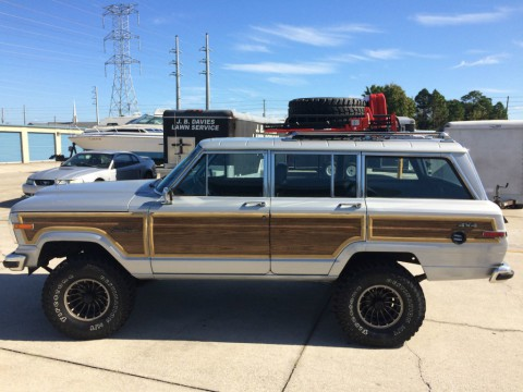 1987 Jeep Wagoneer for sale