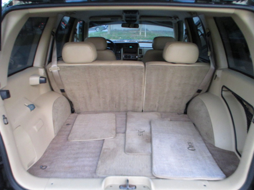 1995 Jeep Cherokee Grand ORVIS LIMITED EDITION 4X4