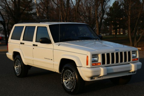 1999 Jeep Cherokee XJ for sale