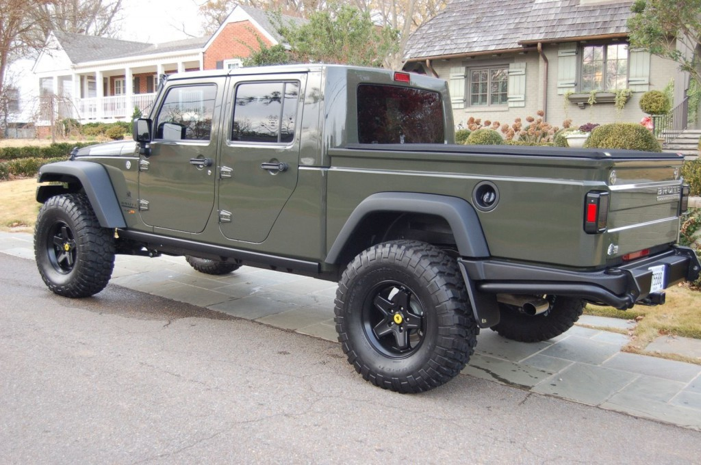 Brute Jeep For Sale >> 2015 JEEP Wrangler Unlimited RUBICON DOUBLE CAB 6.4L HEMI for sale