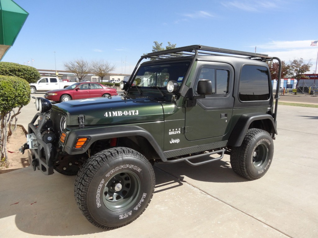 2004 Jeep Wrangler For Sale