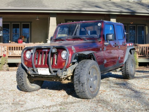 2008 Jeep Wrangler Unlimited Sport for sale