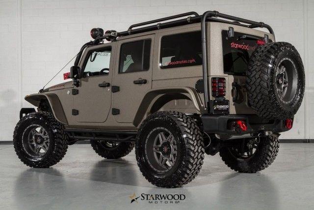 2015 jeep wrangler rubicon sema for sale. Black Bedroom Furniture Sets. Home Design Ideas