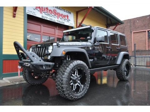 2015 Jeep Wrangler Unlimited Rubicon for sale