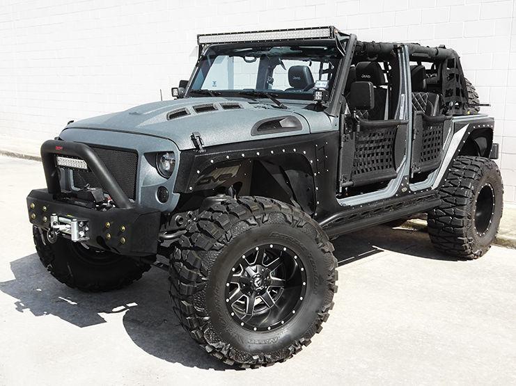 2016 Jeep Wrangler Unlimited Kevlar For Sale