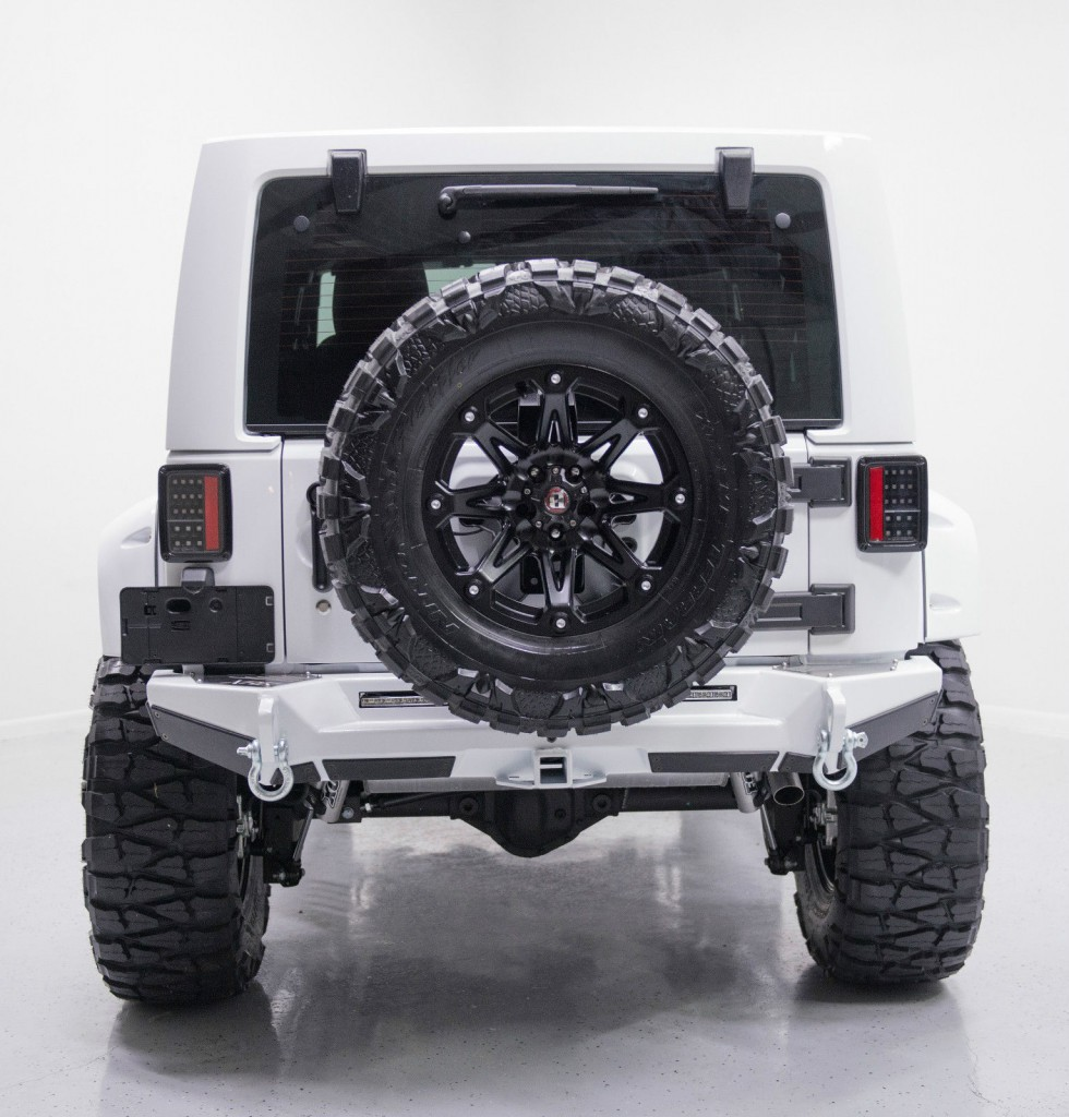 Lifted Jeeps For Sale >> 2016 Jeep Wrangler Unlimited Utility 4-Door 3.6L for sale