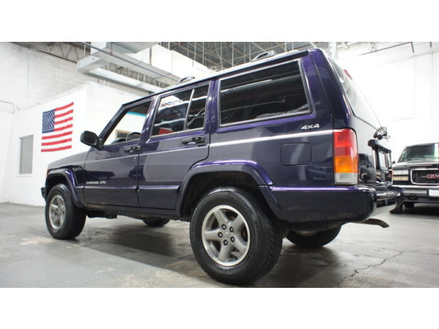 1999 Jeep Cherokee 4DR Sport