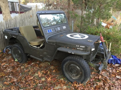 1947 Jeep Willys for sale