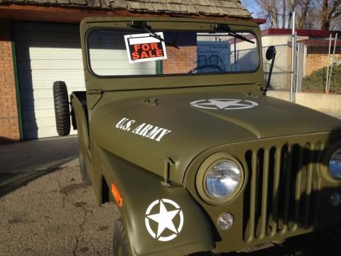 1967 Jeep CJ6 for sale
