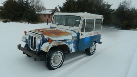 1972 Jeep postal Dj5 for sale