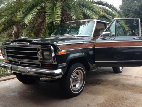 1978 Jeep Wagoneer Stainless for sale