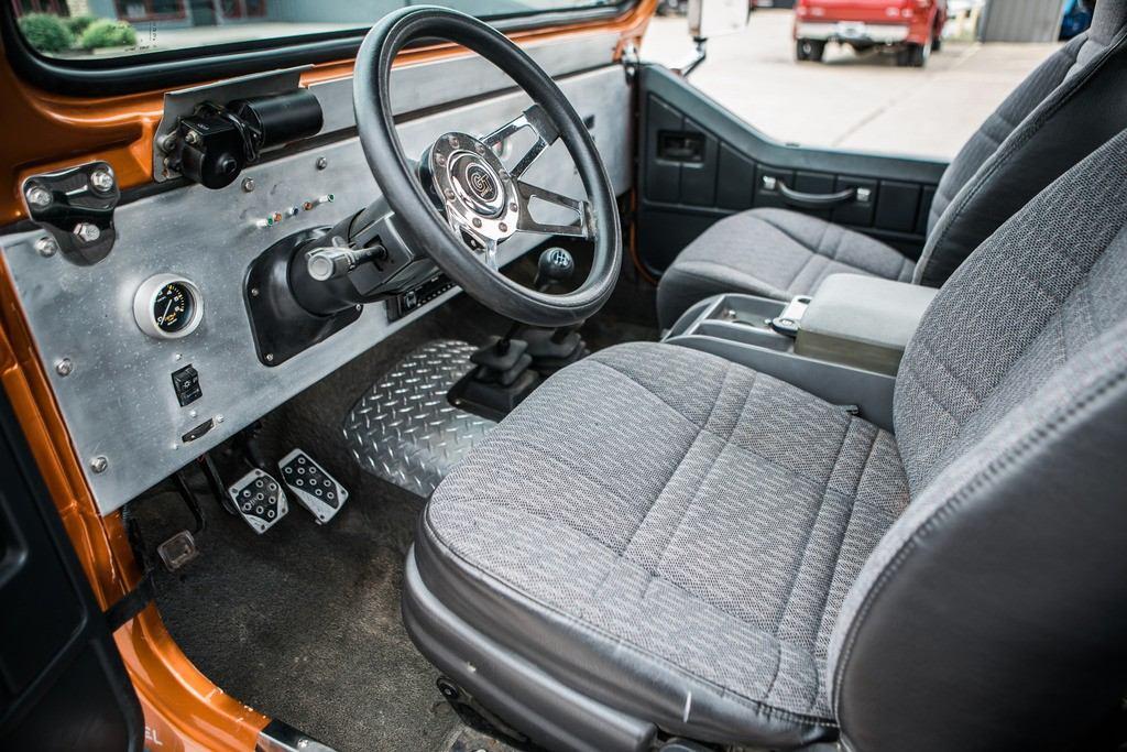 1988 Jeep Wrangler DIESEL 350 HORSEPOWER !!