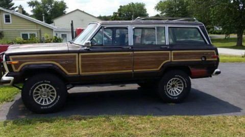1989 Jeep Wagoneer for sale