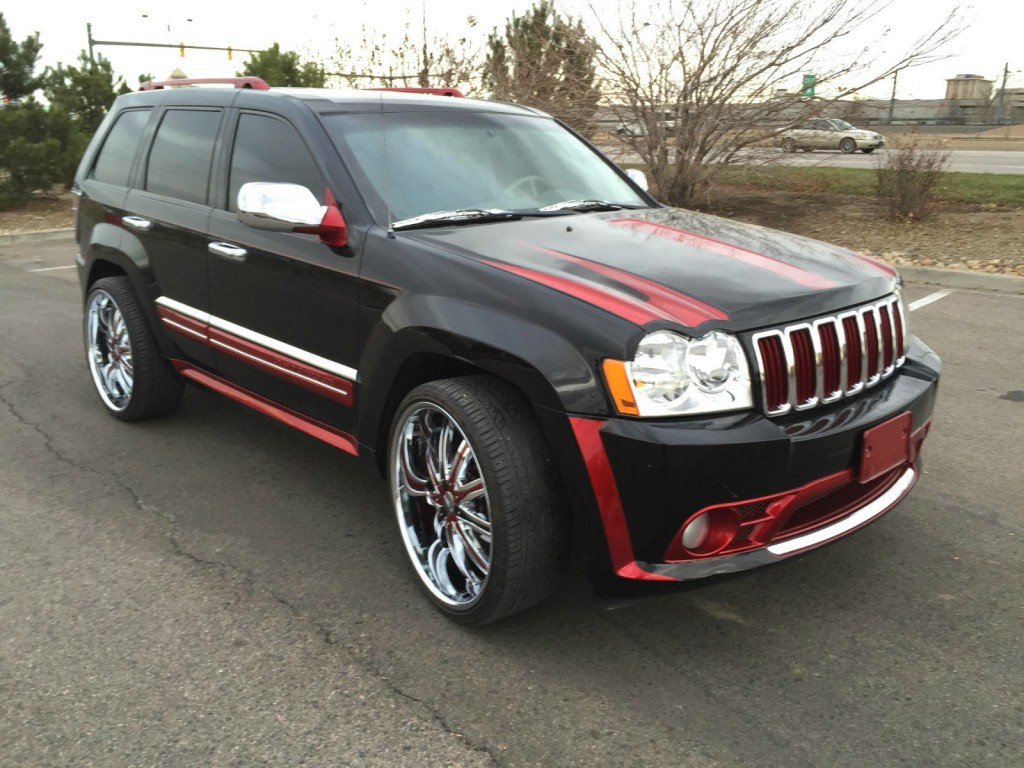 Lifted Jeep Srt8 >> 2006 Jeep Grand Cherokee for sale