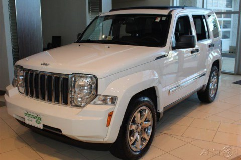 2011 Jeep Liberty 4×4 Limited Edition for sale