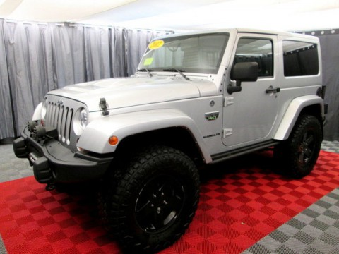 2012 Jeep Wrangler 4WD 2DR Call of Duty MW3 for sale