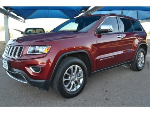 2014 Jeep Grand Cherokee Limited for sale