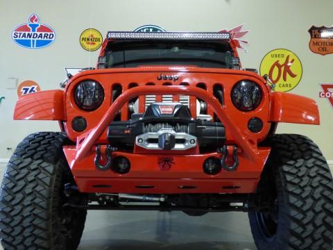 2014 Jeep Wrangler Sahara 4X4 for sale
