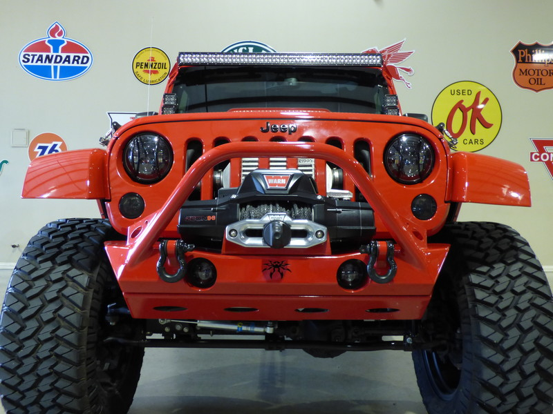 2014 Jeep Wrangler Sahara 4X4