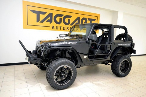 2015 Jeep Wrangler Sport 4WD-Supercharged for sale
