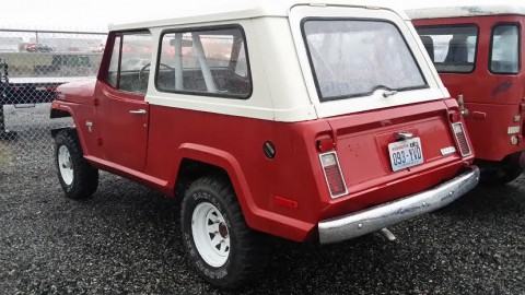 1971 Jeep Commando for sale