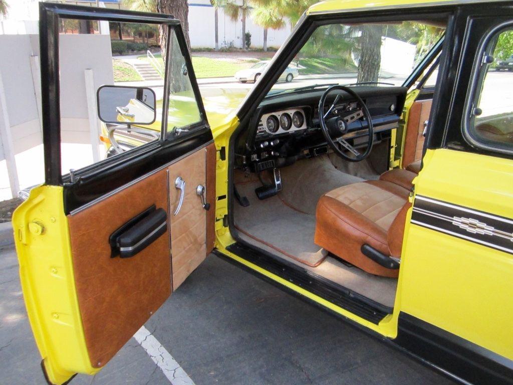 1977 Jeep Cherokee CHEIF