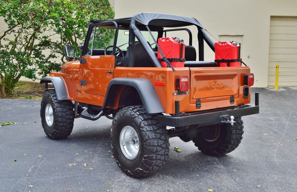 1979 Jeep CJ-7 Restored