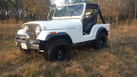 1980 Jeep CJ5 HiPo AMC V8 4×4 for sale