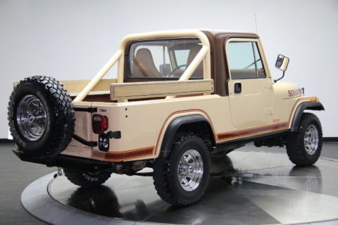 1981 Jeep CJ SCRAMBLER 4WD for sale