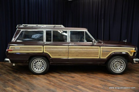 1988 Jeep Wagoneer Limited Sport for sale