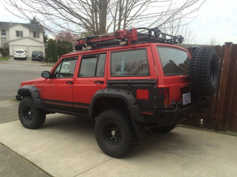 1996 Jeep Cherokee LS1 Conversion for sale
