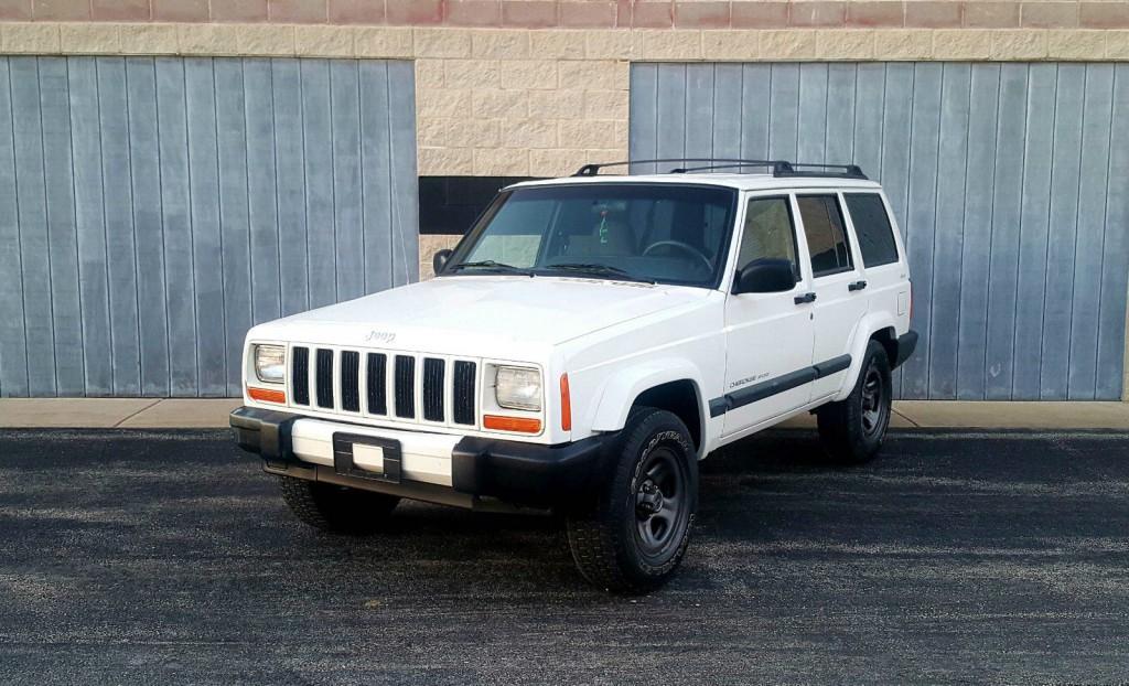 1999 jeep cherokee sport 4 4 for sale. Black Bedroom Furniture Sets. Home Design Ideas