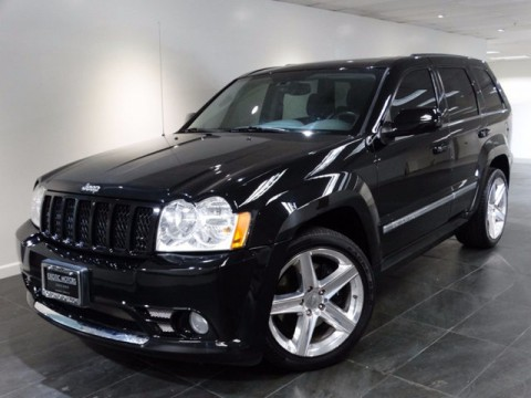2007 Jeep Grand Cherokee 4WD SRT-8 for sale