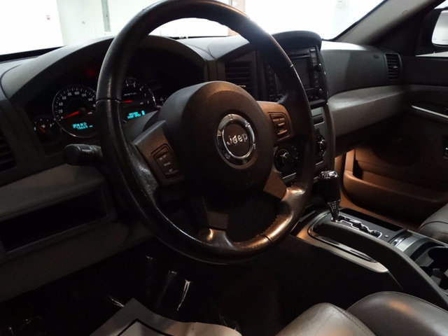 2007 Jeep Grand Cherokee 4WD SRT-8