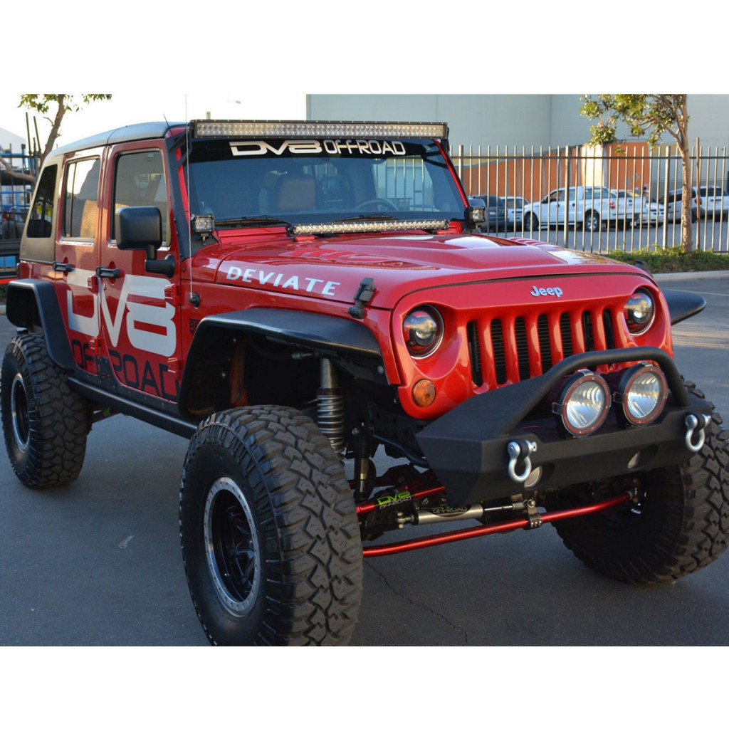 2012 Jeep JK Rubicon Unlimited 4 Door SEMA