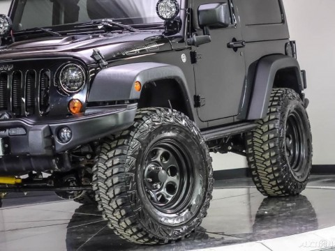 2013 Jeep Wrangler Moab for sale