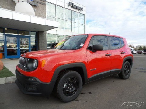 2015 Jeep Renegade Sport FWD for sale