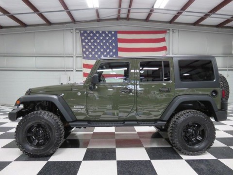 2015 Jeep Wrangler Sport 4×4 for sale