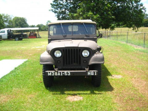 M38A1  Willys Jeep 1953 for sale